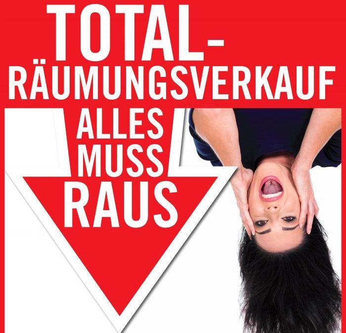 Bis zu 70% auf ALLES , nur bei Mode Roland in Bremen